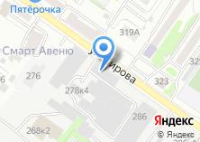 Компания «Запчасти РУ» на карте