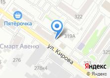 Компания «Волга Моторс» на карте
