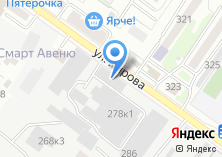 Компания «ИнсталлГрупп (ГК Инсталл)» на карте