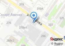 Компания «АТА» на карте