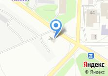 Компания «Жигули» на карте