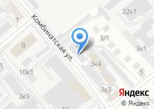 Компания «ВЕНДИС-С» на карте
