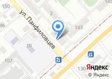 Компания «ОгеттоПлюс» на карте