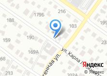 Компания «Максвел» на карте