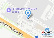 Компания «СпецСплав» на карте