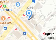 Компания «КИАСТРОЙ» на карте