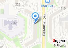 Компания «Медигаз» на карте