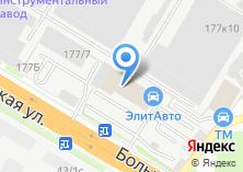 Компания «ЭлитАвто: официальный дилер BMW Motorrad» на карте