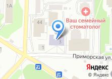 Компания «Автолицей НУДО» на карте
