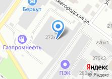 Компания «Полиграф ПРО» на карте