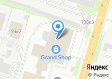 Компания «СЛК-Моторс Север» на карте