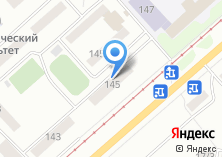 Компания «SAKURA NSK» на карте