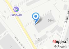 Компания «СпецПожМонтаж» на карте