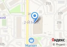 Компания «Baby Market» на карте