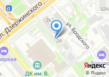 Компания «Белорусский трикотаж для всей семьи» на карте