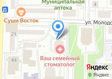Компания «ДОМ НА МОЛОДОСТИ» на карте