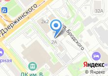 Компания «Камни Сибири» на карте