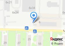 Компания «Гермес-Н» на карте