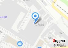 Компания «Маком» на карте
