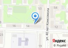 Компания «Женская консультация ОбьГЭС» на карте