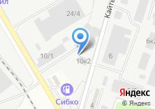 Компания «Авантаж оптовая компания» на карте