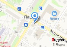 Компания «Славянский стан» на карте