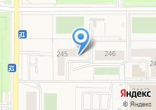 Компания «АвтоГруз» на карте