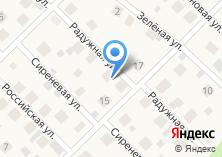 Компания «Антей-СВ» на карте