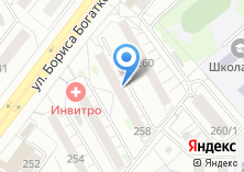 Компания «Твой образ» на карте