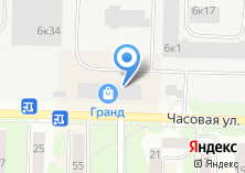 Компания «Ас-Пиар» на карте