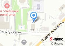 Компания «СМАРТ-ЛОГИСТ» на карте