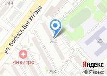 Компания «Оптика Стиль» на карте