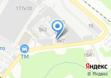 Компания «Finndisp торговая компания» на карте