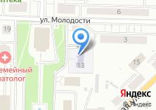 Компания «Детская музыкальная школа №9» на карте