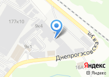 Компания «Империя Лимузинов» на карте
