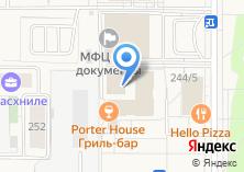 Компания «Жемчужина Краснообска» на карте