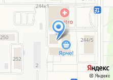 Компания «Студия маникюра и педикюра» на карте