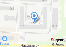 Компания «МЕТТЕХ» на карте