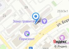 Компания «Новосибирский Полиуретан» на карте