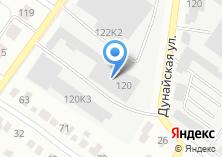 Компания «НТЕХ» на карте