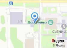 Компания «Импэкс Сибирь» на карте