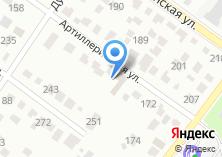 Компания «Автотема 54» на карте