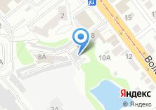Компания «Автомастерская №1» на карте
