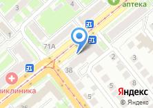 Компания «Сибирский аптекарь» на карте