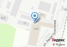 Компания «Акстел» на карте