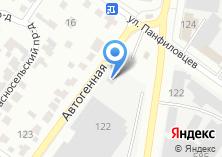Компания «ШАПОГРАД производственно-торговая компания» на карте