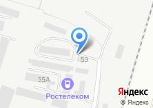 Компания «А-рез» на карте