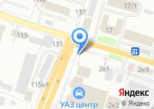 Компания «Производственно-транспортная фирма» на карте