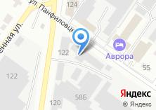 Компания «СибСона» на карте
