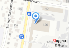 Компания «СибМосТекстиль оптовая компания» на карте